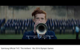 Samsung Breaks Barriers with its Latest TVC