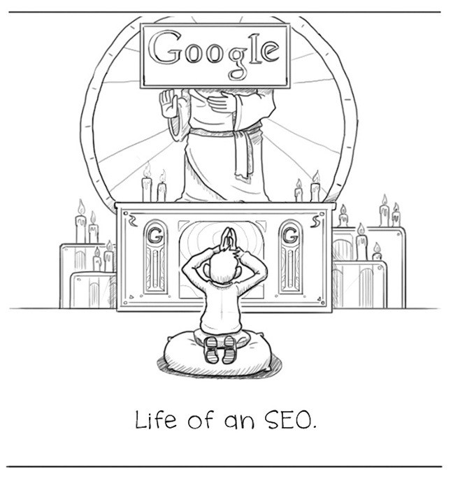 Life of an SEO